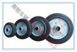 150/200/250/300 mm 작은 단단한 고무 타이어