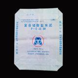 Sacchetto tessuto pp per il sacchetto del cemento della stella pp del cemento 50kg/Ad