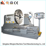 Torno horizontal del CNC/herramienta de máquina económica del control numérico