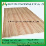 Feuilles de placage en bois laminé en bois HDF