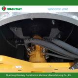 Rolo Vibratory de consolidação de solo de 3 toneladas 3 toneladas