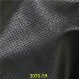 Versorgung Exportierte Qualität Klassische Matte Muster PU-Leder für Schuhe