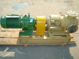 Bomba de vidro do rotor de transferência da colagem do aço inoxidável (NYP)