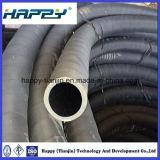 L'aspiration en caoutchouc de l'eau de 3 pouces décharge le tuyau