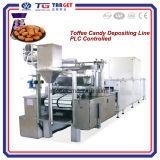 Automática del caramelo del caramelo de la máquina que depositan con Servo Control