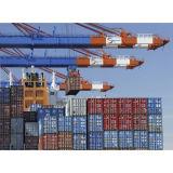 Transporte do oceano de China a Barcelona
