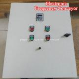 YongqingのブランドSUS304の回転式円の振動のふるい機械