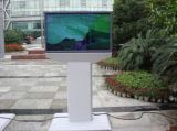 1080P lleno LCD que hace publicidad de la visualización/de la pantalla al aire libre del LCD/de la señalización/del tótem al aire libre de Digitaces