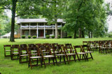 Bewegliches Harz aufgefüllte Falz-Stühle auf Verkauf