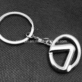 Vario metal Keychains de la insignia del coche