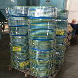 Excellent tuyau flexible résistant froid de l'eau de jardin de PVC
