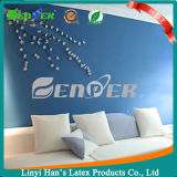 Peinture acrylique bon marché d'enduit de mur intérieur de latex de qualité