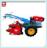 Minikartoffel/süsse Kartoffel-Erntemaschine abgeglichen mit gehendem Traktor 8-16HP