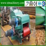 220kw Siemens Motor Power, 3 Blades High Output Wood Shredder Machine Ce/ISO