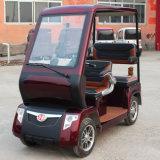 Huajiang el coche eléctrico del ocio urbano redondo cuatro