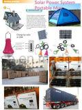 Заряжатель Moile набора светильника СИД горячей осветительной установки сбывания 12V солнечной портативный солнечный солнечный