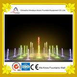 Chasse du modèle de fontaine d'eau de danse de matrice