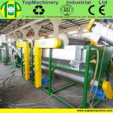 Linha de recicl plástica Waste da lavagem de frasco do PE do PC do PVC do animal de estimação dos PP do polietileno