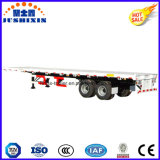 20FT of 40FT Flatbed Semi Aanhangwagen van de Container