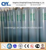 35L High Pressure Seamless Argon Oxygen Nitrogen Steel Cylinder