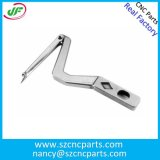Pezzo meccanico di CNC della lega di alluminio di precisione per l'Assemblea aerospaziale