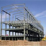 Chine Low Cost Grande Structure Span Prefab Steel Workshop (Zh