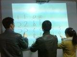 Dix points du contact IR de doigt de téléconférence interactive portative de contact de panneau sec basé infrarouge de salle de classe