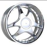 borda da roda da liga do carro do mercado de acessórios 12-24inch de Vesteon