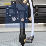 CO2 Laser-Ausschnitt und Gravierfräsmaschine für Gewebe Jieda Laser