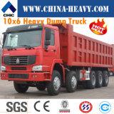 autocarro con cassone ribaltabile pesante fuori strada di Sinotruk/Dongfeng/Camc/FAW/Foton/HOWO 10X6