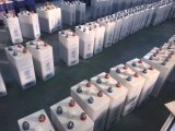 bateria máxima do Ni-Fe das baterias da vida do ABS branco de 1.2V 500ah/bateria da longa vida/bateria solar do ferro niquelar/bateria bateria 12V 24V 48V 110V 125V 220V 380V Ferro-Niquelar
