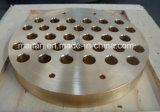 熱交換器のためのDIN 2.0360 Cuzn40 Uns C28000真鍮のTubesheet