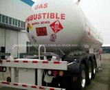 ASME 45-50 CBM M3 LPGタンクトレーラー25tのトンLPGのタンカーの価格
