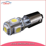 Indicatore luminoso Canbus dell'automobile di CC 12V T10 Ba9s 5SMD 5050 LED per BMW