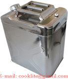 Edelstahl Kanister/Edelstahl Benzinkanister/Edelstahl Dieselkanister/Edelstahl Reservekanister