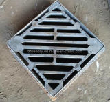 Trench quadrato Gratings con Frame En124 D400