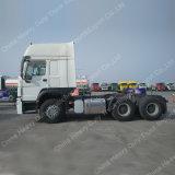 para el Transporte Pesado HOWO 60 Ton semi remolque de camión Cabeza