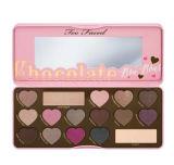 De uitstekende kwaliteit zag Palet van de Inzameling van de Oogschaduw van de Chocoladereep van de Make-up van de Oogschaduw ook het Zoete onder ogen