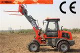 CER Qingdao-Everun genehmigte die 1.5 Tonnen-Miniladevorrichtung Er15
