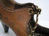 革のためのよいCNCレーザーのカッターの靴機械