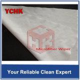 KEIN Weißcleanroom-Wischer Microfiber Wischer der Rückstand-fusselfreier Kategorien-1000