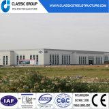 China prefabricó la planta de acero de Sturcture