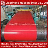 El grado de SGCC prepintó la bobina de acero galvanizada de China