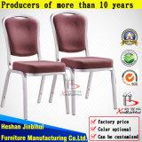 Металл штабелируя алюминиевый стул банкета гостиницы для гостиницы & мебели Restaurtant (BH-L8089)