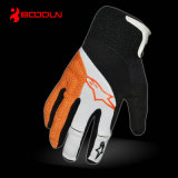 Motorcycle di cuoio Gloves Anti-Slip, Heated Warm Glove per Winter