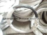 Doucement fil recuit par noir (BW-56)