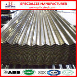 Precio acanalado de la hoja del Galvalume del material para techos
