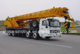 La meilleure HOWO grue mobile Qy70u de camion de la Chine de 70tons