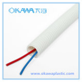 PVC Corrugated Conduit Pipe für Electrical Protection Cable