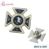 3D Antique Color Metal Hat Pins Lapel Badges